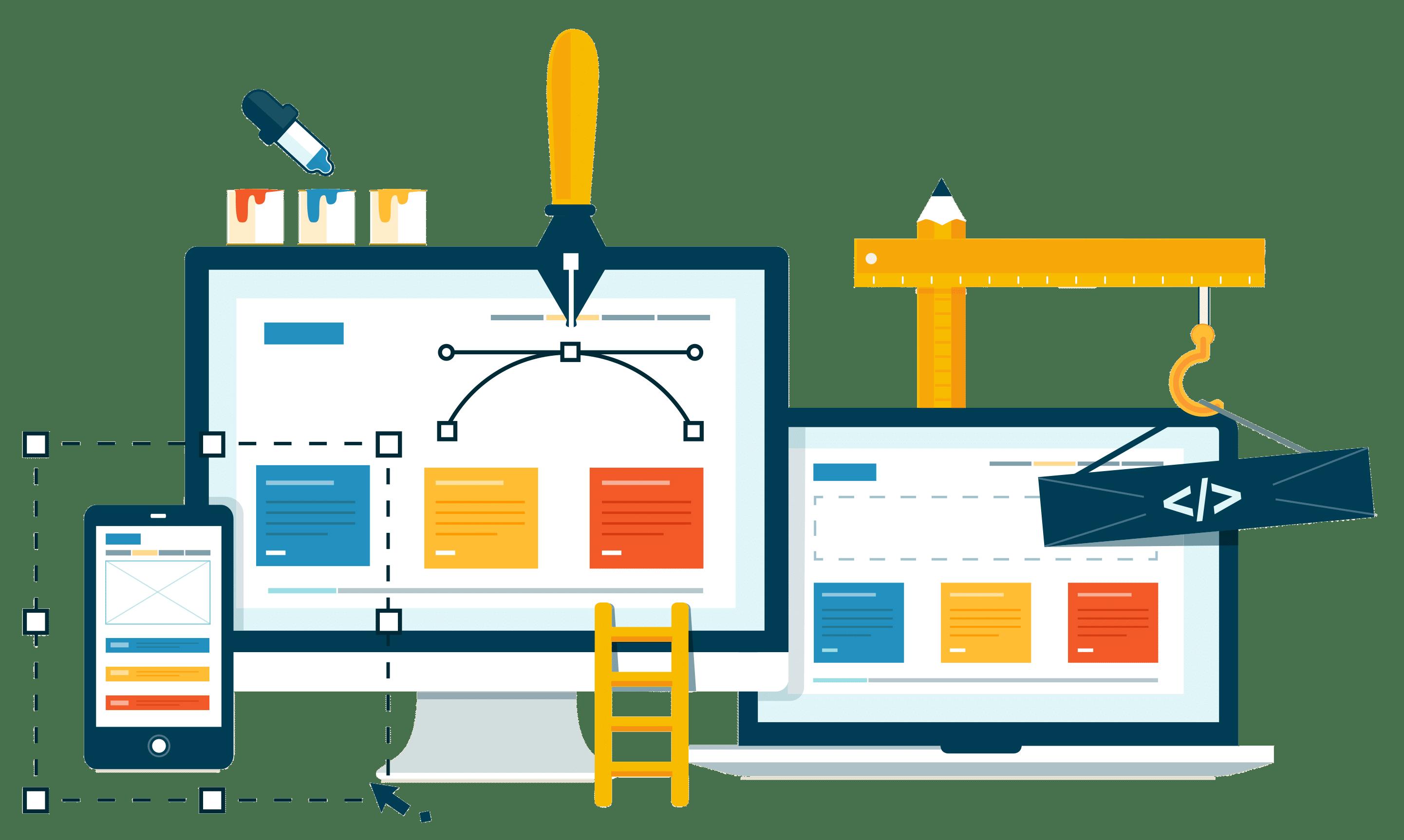 why digital agency - website development